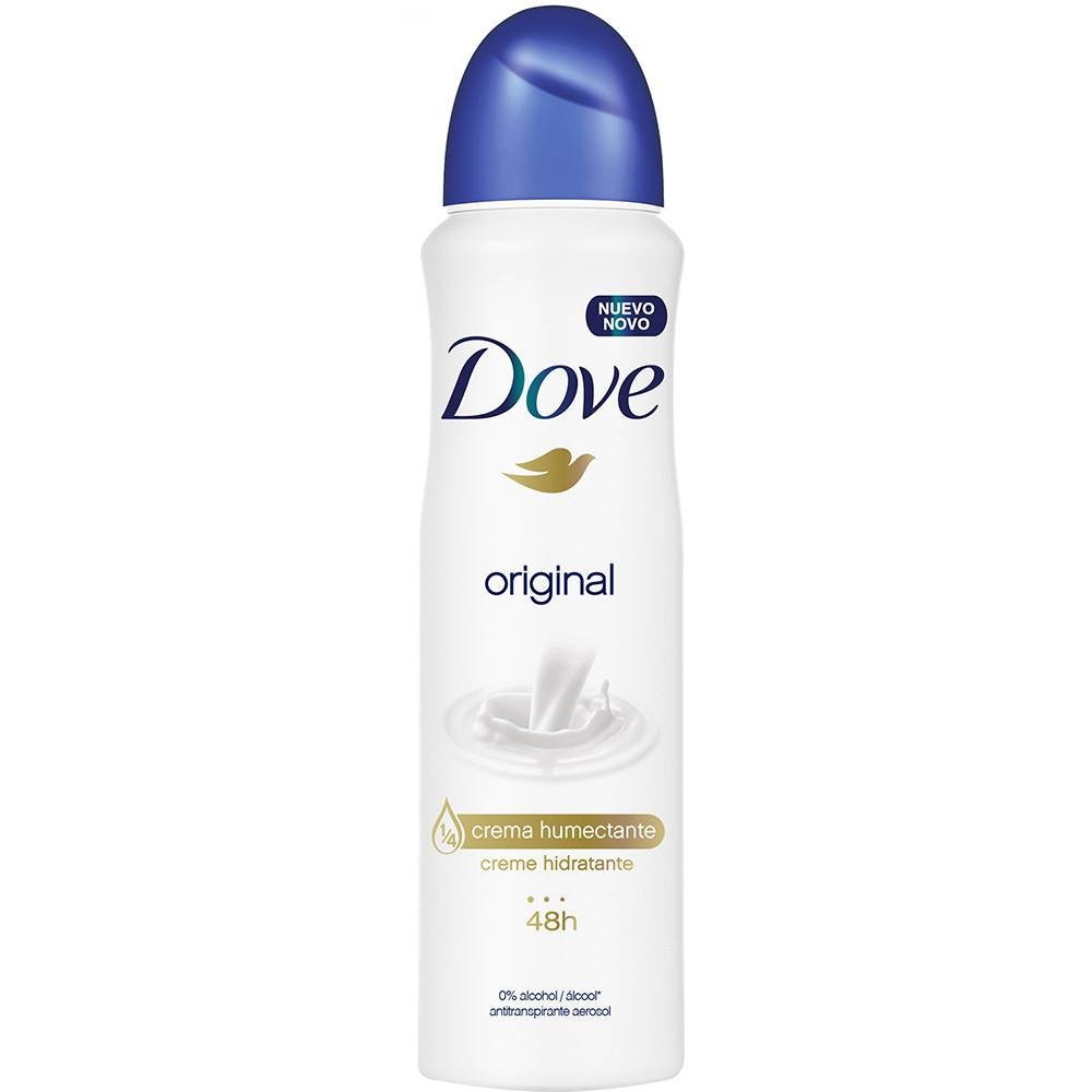 Desodorante Aerosol Dove Original 150ml
