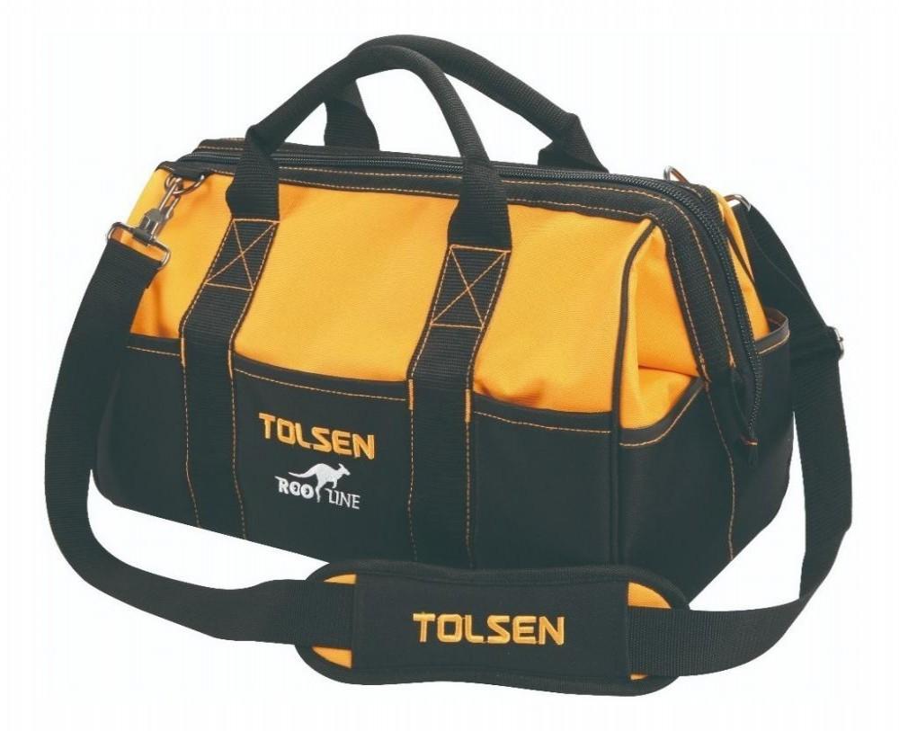 """TOLSEN BOLSA FERRAMENTAS 80101 17"""""""