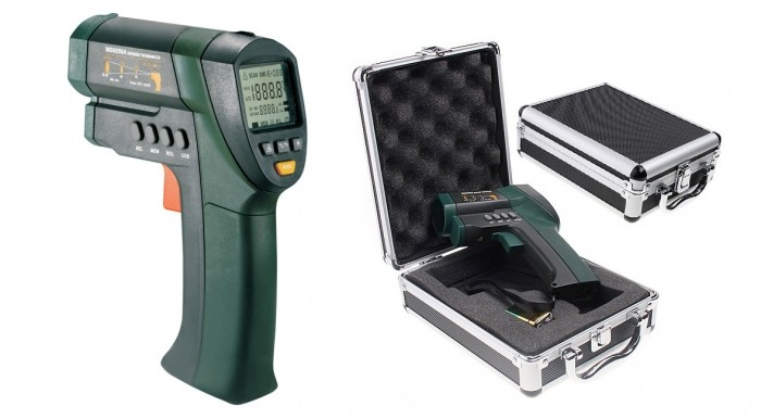 Termômetro Mastech Infra-Vermelho Formato Pistola Modelo MS-6550A
