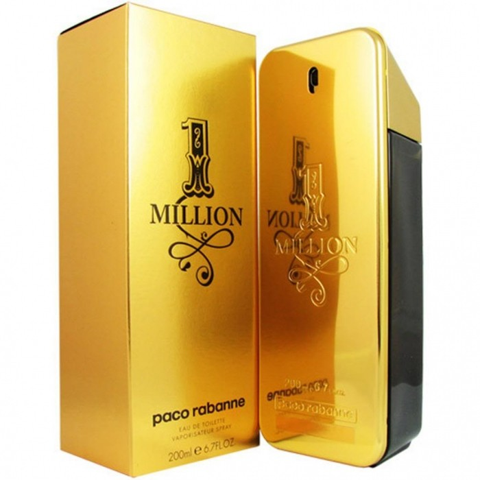 PACO RABANNE PERFUME 1 MILLION MASCULINO 200ml