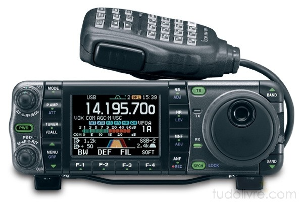 ICOM RADIO HF IC-7000