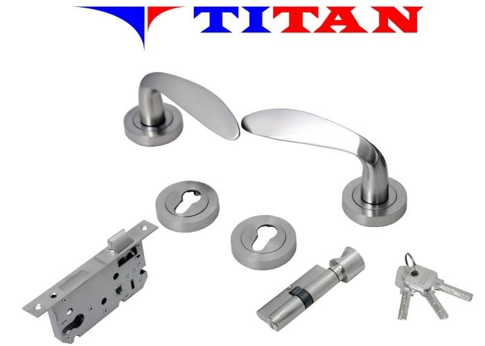 Fechadura de Zinco Titan Modelo A1225