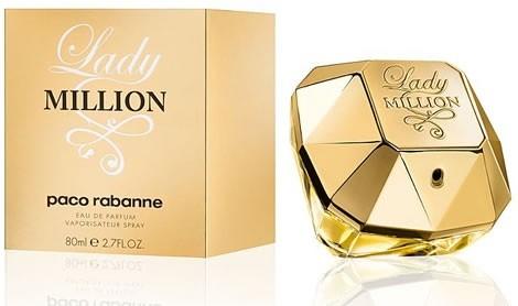 Perfume Paco Rabanne 1 Milion Feminino 50Ml