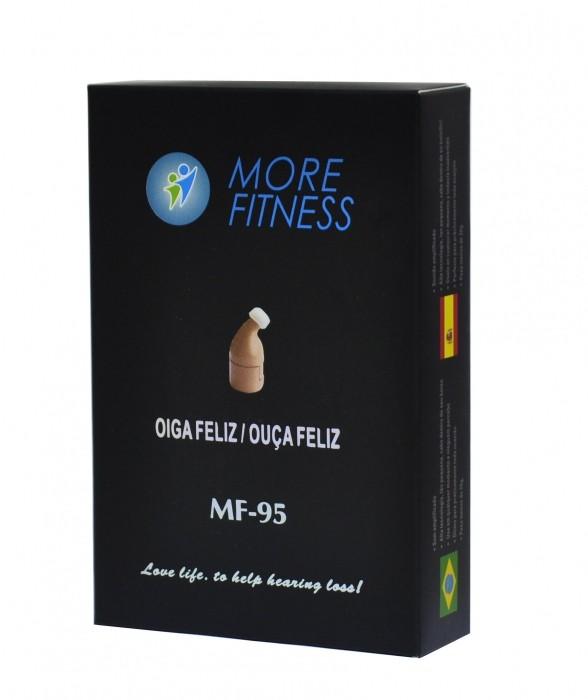 MOREFITNESS AMPLIFICADOR AUDITIVO PARA SURDEZ MOD. MF-95