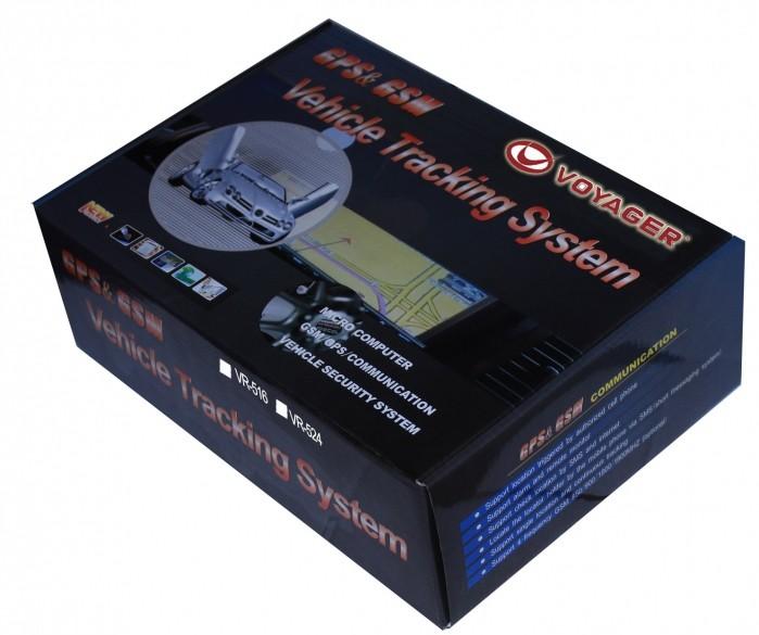 Gps Voyager Rastreador Veicular Vr-524 Gsm/4Banda/Camera