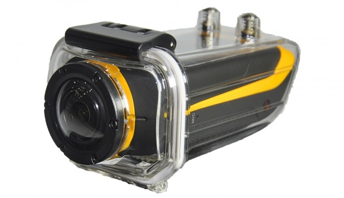 Camera Aventura Espionajem Full HD Voyager Modelo VR-033