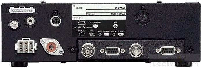 ICOM RADIO HF IC-F7000