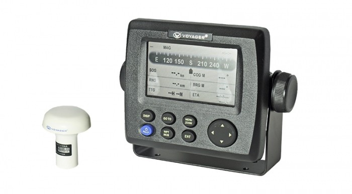 GPS Voyager/Maritimo Tracker VR-33 AIS
