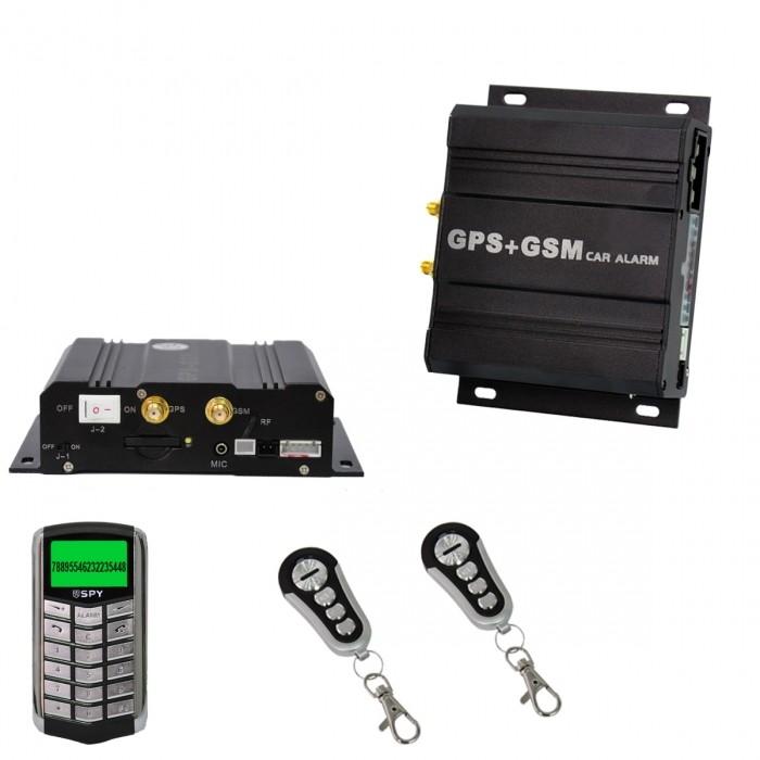 GPS Voyager Modelo LC629 / Gsm+Gps+Alarm