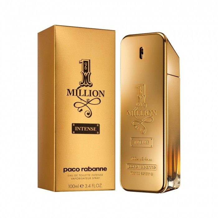 PACO RABANNE PERFUME 1 MILLION INTENSE MASCULINO 100ml