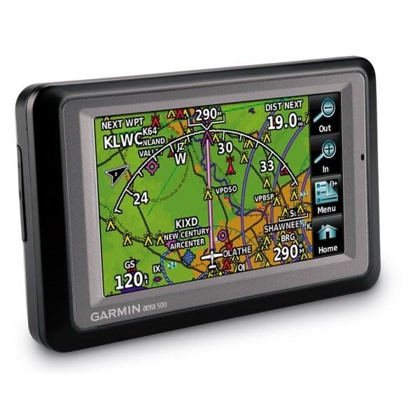 GARMIN GPS DE AVIAÇÃO AERA500 010-00836-02
