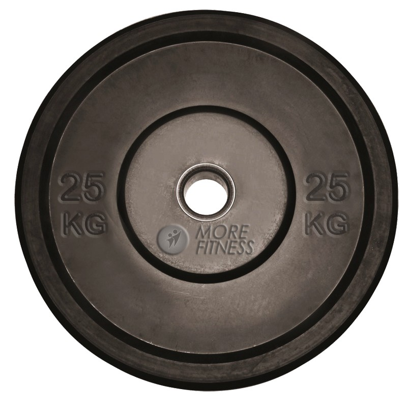 Peso Borrachado More Fitness 25 Kg