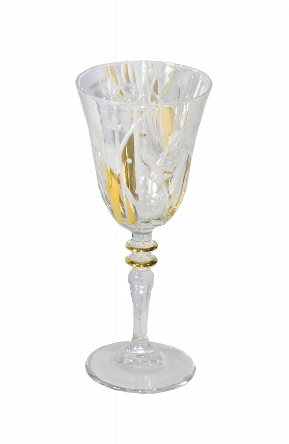 Conjunto Enesco Sude Para Vinho 1 Decanter + 6 Taças