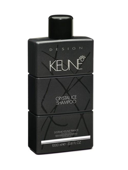 Shampoo KEUNE  CRISTAL ICE  1000 ml