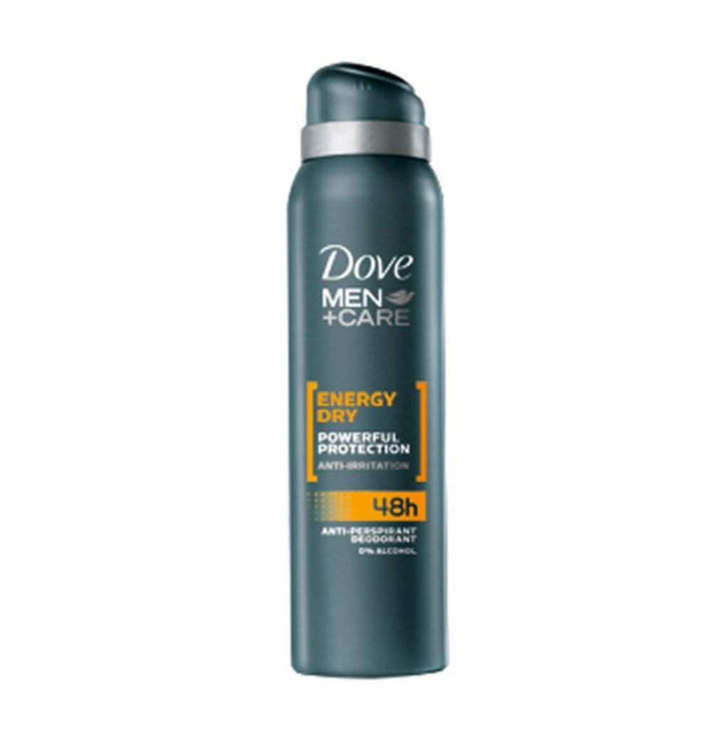 Desodorante Dove Energy Spice 150ml