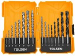 TOLSEN KIT BROCA 75628 16 PCS