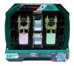"""TITAN CATRACA 04 PEÇAS TC-14109 1""""X10FT"""