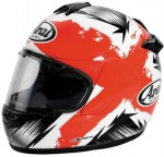 ARAI CAPACETE VECTOR 2 THRILL WHITE 59-60 L