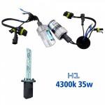 VOYAGER LAMPADA XENON HID1 AC COR 4300K 12V 35W