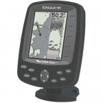 EAGLE GPS FISHFINDER CUDA 350