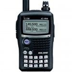 ICOM RADIO DUALBAND IC-91A