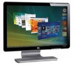 Monitor HP  LCD Modelo W1907