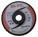 Disco para Metal Deprmido C01002 125X6.0X22