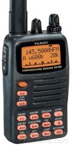 YAESU RADIO RECEPTOR VR-500