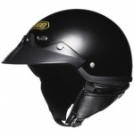 SHOEI CAPACETE SANTA CRUZ BLACK S 55 - 56