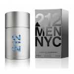 Perfume Carolina Herrera 212 NYC Men 50Ml