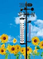 Termometro Para Medir Vento Pluviometro