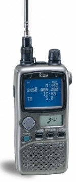 ICOM RADIO RECEPTOR IC-R3