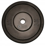 Peso Borrachado More Fitness 25 Kg