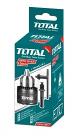 TOTAL MANDRIL COM CHAVE TAC451301 13mm
