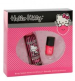KIT  HELLO KITTY ANTITRANS+ESMALT