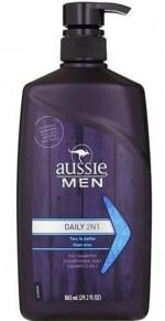 Shampoo AUSSIE 2N1 DAILY 856 ML