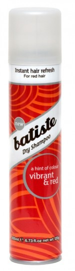 Shampoo BATISTE RED 200ML