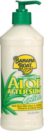 Crema Aloe Vera Banana Boat