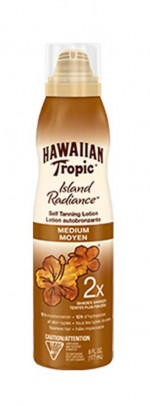 Bronzeador Hawaian Island Radiance